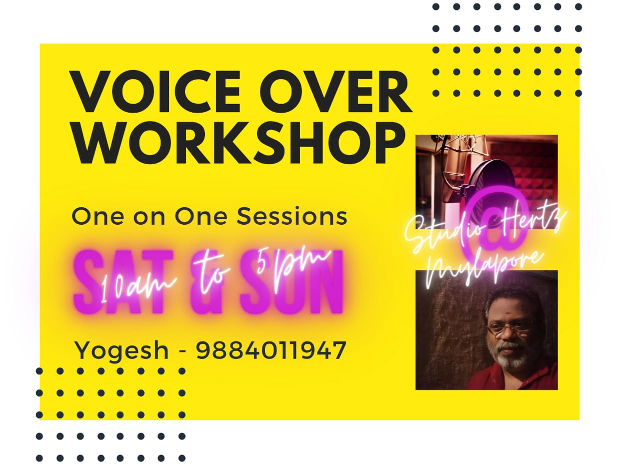 One on one workshop